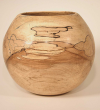 Michael Zayac's wood vessels